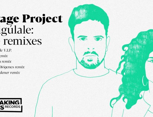 Savage Project lanzan EP desde Breaking Bass Records: 'Caligúlale: The Remixes'